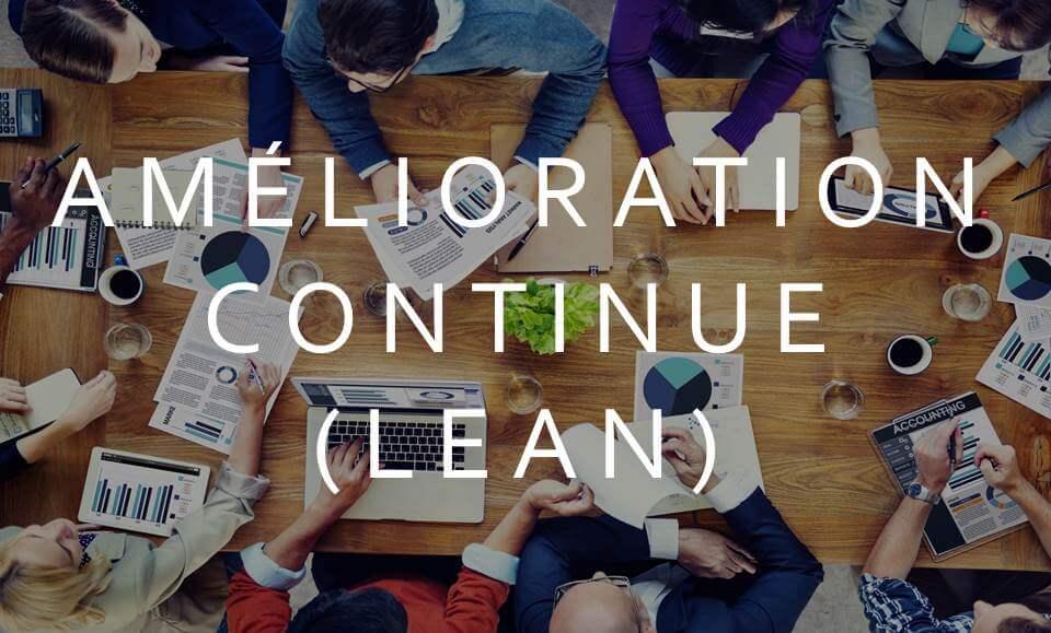 Such consulting - Cabinet de conseil en supply chain management basé en Suisse - Amélioration continue (LEAN)