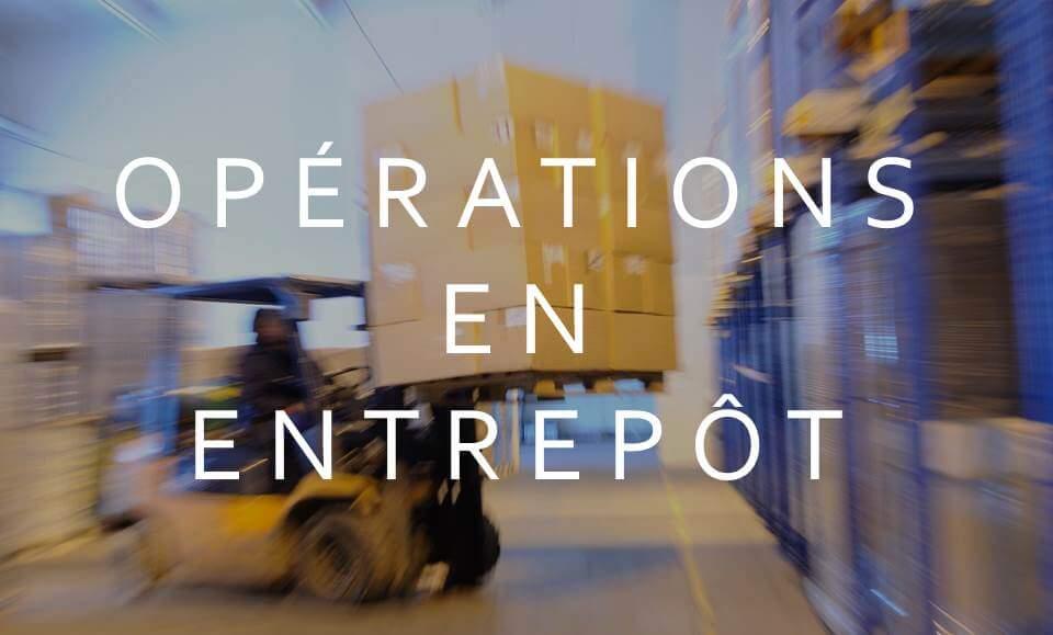 Such consulting - Cabinet de conseil en supply chain management basé en Suisse - Opérations en entrepôt