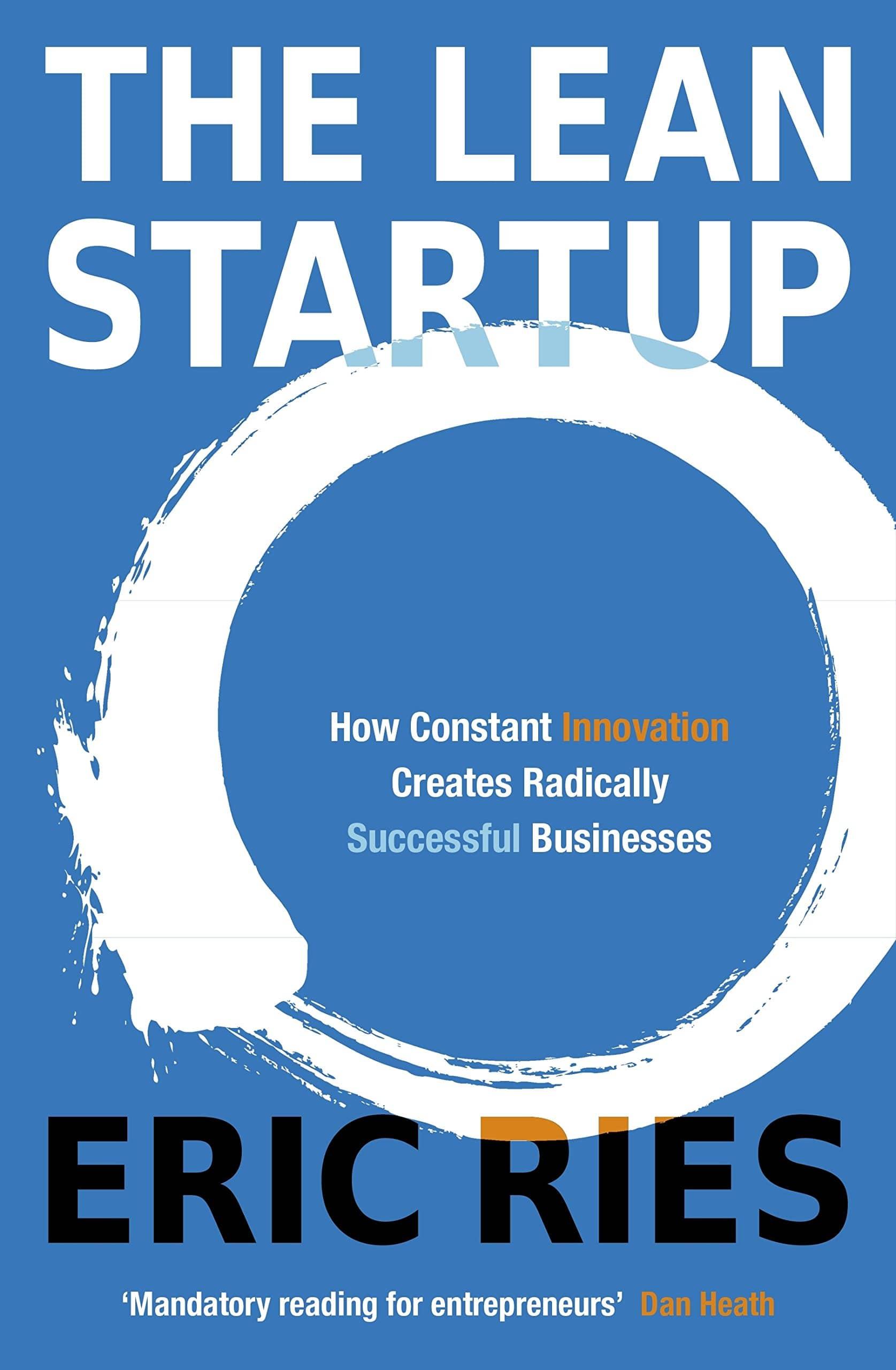 Lean Startup Eric Ries