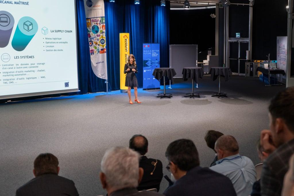 Omnicanal - Forum Suisse de logistique - Such Consulting
